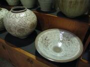 韓国陶磁器 粉青沙器