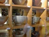 ソウル仁寺洞の陶磁器店