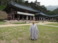 ソウル近くの津寛寺