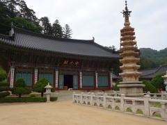 テンプルステイ月精寺