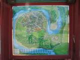安東河回村の様子