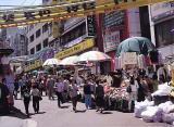ソウルで買い物 おすすめ南大門市場