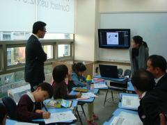 韓国企業視察 ITデジタル教科書