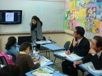 デジタル教科書を導入している学習塾