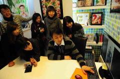 韓国企業視察 デジタル写真館研修旅行