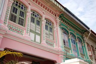 シンガポール旅行カトン地区