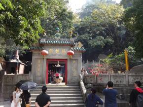 マカオの媽閣廟