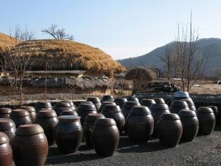 コチュジャン甕