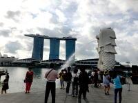 シンガポール社員旅行