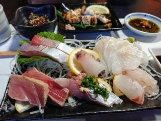 対馬の海鮮料理