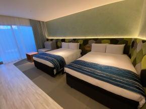 琉球畳を使用したお部屋