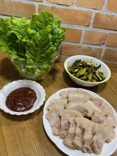 韓国料理教室お客様