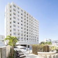沖縄逸の彩ホテル外観