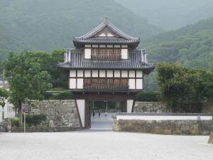 対馬藩金石城