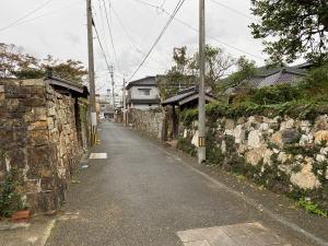 厳原城下町の武家屋敷
