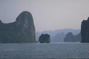 ベトナム現地手配 ハロン湾