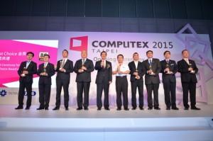 COMPUTEX2015開幕