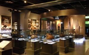 原住民博物館2F生活と道具