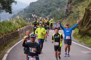 烏来峡谷マラソン