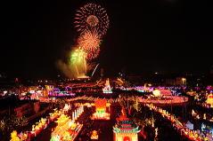 台湾旅行冬のおすすめ ランタン祭り