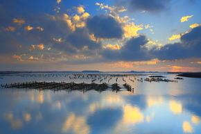 澎湖 菜園漁業エリア