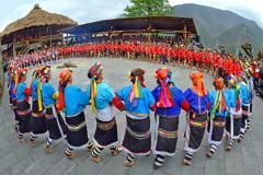 阿里山原住民 ツォウ族