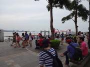 台湾旅行 淡水