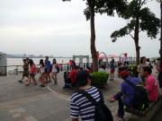 台湾旅行 淡水・北投