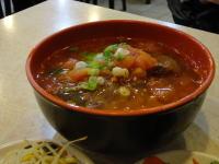 おすすめトマト牛肉麺