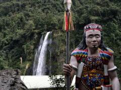 タイヤル族の烏来