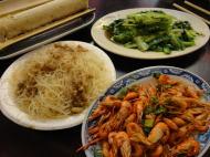 烏来 地元に根差した民族料理