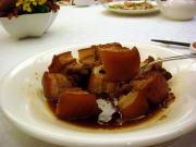 欣葉 豚の角煮