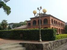 紅毛城 旧イギリス領事館