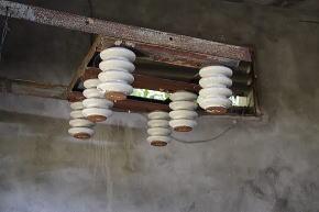 電信用のコイル?