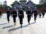 台北 衛兵交代式