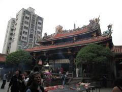 台北おすすめ 龍山寺