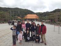 台北子連れ家族旅行