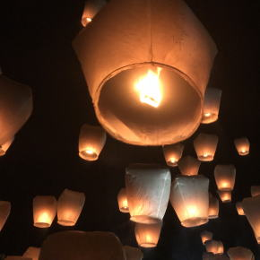 平渓天燈祭」