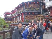 台湾旅行 ゴルフと観光