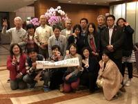 同窓会での台湾旅行