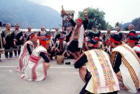 台東ブヌン族祭り