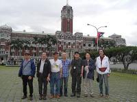 台湾縦断 団体旅行