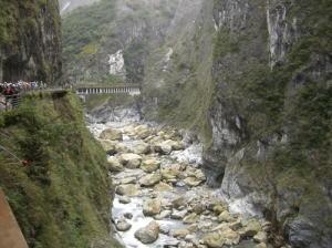 台湾旅行おすすめ 太魯閣渓谷