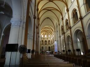 サイゴン大聖堂内部