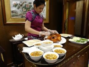 ベトナムでの中華料理