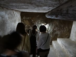 クチトンネル地下