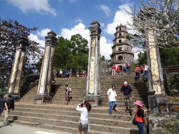 世界遺産ティエンムー寺