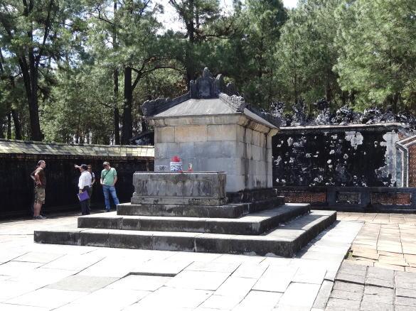 トゥドゥック帝陵 陵墓