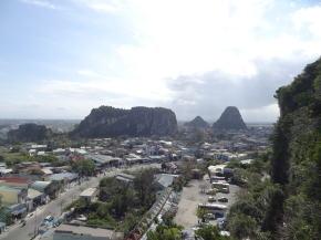 五行山からの展望