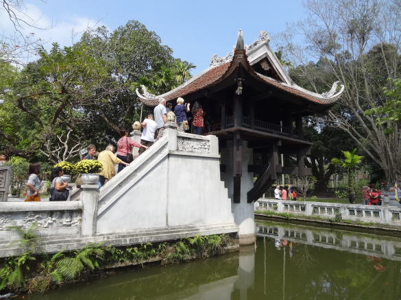 ハノイ一柱寺